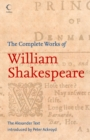 The Complete Works of William Shakespeare: The Alexander Text (Collins Classics) - eBook