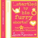 '...startled by his furry shorts!' - eAudiobook