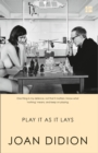 Play It As It Lays - Book