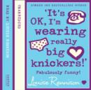 `It's OK, I'm wearing really big knickers!' - eAudiobook