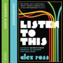 Listen to This - eAudiobook