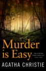 Murder Is Easy - eBook