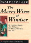 The Merry Wives of Windsor - eAudiobook
