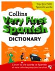 Collins Very First Spanish Dictionary (Collins First) - eBook