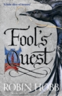 Fool's Quest - Book