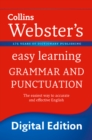 Grammar and Punctuation: Your essential guide to accurate English (Collins Webster's Easy Learning) - eBook