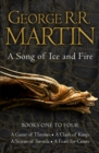 A Game of Thrones: The Story Continues Books 1-4: A Game of Thrones, A Clash of Kings, A Storm of Swords, A Feast for Crows (A Song of Ice and Fire) - eBook