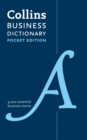 Pocket Business English Dictionary - Book