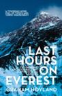 Last Hours on Everest: The gripping story of Mallory and Irvine's fatal ascent - eBook