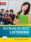Get Ready for IELTS - Listening : IELTS 4+ (A2+) - Book