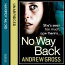 No Way Back - eAudiobook