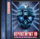 Department 19 (Department 19, Book 1) - eAudiobook