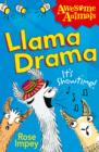 Llama Drama (Awesome Animals) - eBook