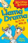 Llama Drama - In It To Win It! (Awesome Animals) - eBook