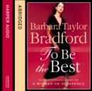 To Be the Best - eAudiobook
