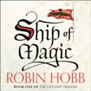 Ship of Magic - eAudiobook