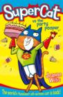 Supercat vs The Party Pooper - Book