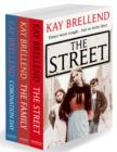 Kay Brellend 3-Book Collection: The Street, The Family, Coronation Day - eBook