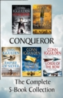 Conqueror: The Complete 5-Book Collection - eBook