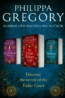 Philippa Gregory 3-Book Tudor Collection 1: The Constant Princess, The Other Boleyn Girl, The Boleyn Inheritance - eBook