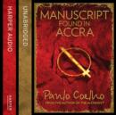 Manuscript Found in Accra - eAudiobook