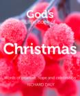 God's Little Book of Christmas : Words of Promise, Hope and Celebration - Book