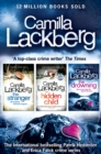Camilla Lackberg Crime Thrillers 4-6: The Stranger, The Hidden Child, The Drowning - eBook