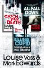 Louise Voss & Mark Edwards 3-Book Thriller Collection: Catch Your Death, All Fall Down, Killing Cupid - eBook