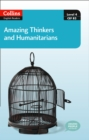 Amazing Thinkers & Humanitarians : B2 - Book