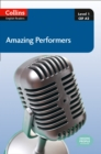 Amazing Performers : A2 - Book