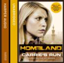 Homeland: Carriea€™s Run - eAudiobook