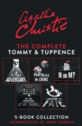 The Complete Tommy and Tuppence 5-Book Collection - eBook