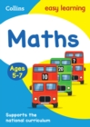 Maths Ages 5-7 : Prepare for School with Easy Home Learning - Book