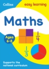 Maths Ages 6-8 : Ideal for Home Learning - Book