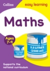 Maths Ages 7-9 - Book