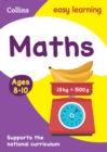 Maths Ages 8-10 : Prepare for School with Easy Home Learning - Book