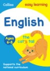 English Ages 6-8 - Book