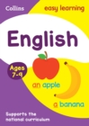 English Ages 7-9 : Ideal for Home Learning - Book