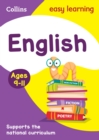 English Ages 9-11 : Ideal for Home Learning - Book