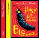 Harry the Poisonous Centipede's Big Adventure - eAudiobook