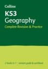 KS3 Geography All-in-One Revision and Practice - Book