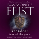 Krondor: Tear of the Gods (The Riftwar Legacy, Book 3) - eAudiobook