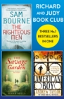 Richard and Judy Bookclub - 3 Bestsellers in 1: The American Boy, The Savage Garden, The Righteous Men - eBook