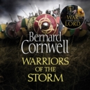 Warriors of the Storm (The Last Kingdom Series, Book 9) - eAudiobook