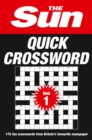 The Sun Quick Crossword Book 1 : 175 Quick Crossword Puzzles from Britain's Favourite Newspaper - Book