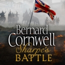 Sharpea€™s Battle: The Battle of Fuentes de OA±oro, May 1811 (The Sharpe Series, Book 12) - eAudiobook