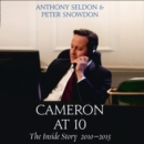 Cameron at 10 : The Inside Story 2010-2015 - eAudiobook