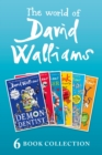 The World of David Walliams: 6 Book Collection (The Boy in the Dress, Mr Stink, Billionaire Boy, Gangsta Granny, Ratburger, Demon Dentist) PLUS Exclusive Extras - eBook
