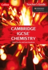 Cambridge IGCSE (TM) Chemistry Teacher's Guide - Book