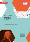GCSE Maths AQA Foundation Student Book - Book